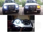 Nissan Safari GQ Y60 LED Headlights Set (Pair) | Vehicle Parts & Accessories for sale in Nairobi, Nairobi Central