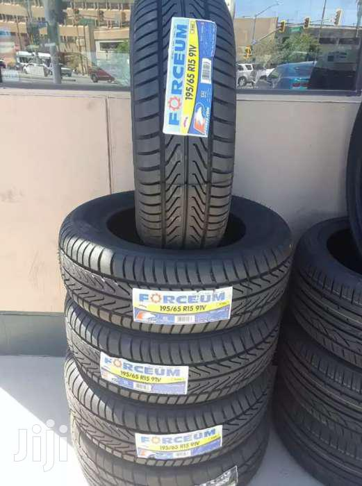 195/65/15 Forceum Tyres Is Made In Indonesia