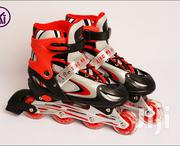 Skate Shoes - Red In Colour | Sports Equipment for sale in Nairobi, Nairobi Central