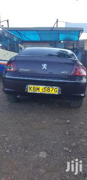Peugeot 407 2006 2.0 HDi ST Comfort Brown | Cars for sale in Nairobi, Kahawa