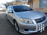 Toyota Corolla 2007 1.4 VVT-i Silver | Cars for sale in Nakuru, Elementaita