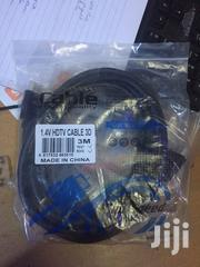 HDMI Cables 3M Black | Accessories & Supplies for Electronics for sale in Nairobi, Nairobi Central