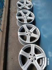 "Original Benz Rims Size 17""Inch. 