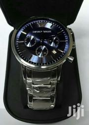 Emporium Arimani Chronograph Stainless Steel Men's Watches at 8500 Ksh | Watches for sale in Nairobi, Nairobi Central