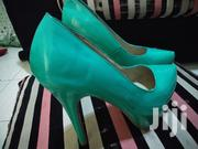Turquoise Green Heels Size 40 | Shoes for sale in Nairobi, Nairobi Central
