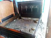 A Mahogany Five By Six Bed | Furniture for sale in Nairobi, Makongeni