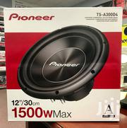 Pioneer Ts-a300d4 With 1500W Double Coil   Vehicle Parts & Accessories for sale in Nairobi, Nairobi Central