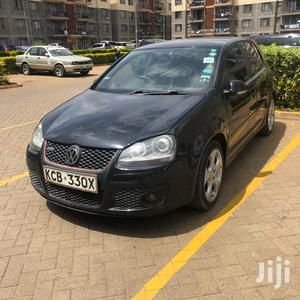 Volkswagen Golf GTI 2007 Black