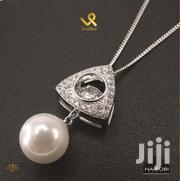 Fresh Water Pearls Ladies Sterling Silver Pendant and Necklace   Jewelry for sale in Nairobi, Nairobi Central
