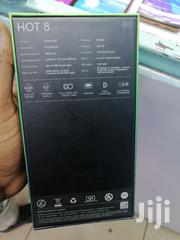 New Infinix Hot 8 32 GB Black | Mobile Phones for sale in Nairobi, Nairobi Central