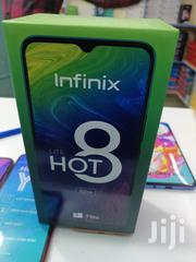 New Infinix Hot 8 32 GB Blue | Mobile Phones for sale in Nairobi, Nairobi Central