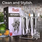 24 Pcs Cutlery Set | Kitchen & Dining for sale in Nairobi, Nairobi Central