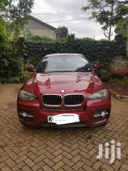 BMW X6 2008 Sports Activity Coupe Red | Cars for sale in Nairobi, Kilimani