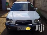 Subaru Forester 2003 2.5 White | Cars for sale in Nairobi, Nairobi South