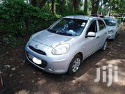 Nissan March 2013 Silver | Cars for sale in Nairobi, Kilimani