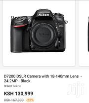 D7200 Nikon Camera | Photo & Video Cameras for sale in Kiambu, Ruiru