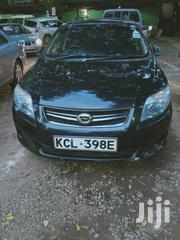 Toyota Fielder 2009 Black | Cars for sale in Kiambu, Township E