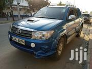 Toyota Hilux 2008 2.5 D-4D Double Cab Blue | Cars for sale in Mombasa, Shimanzi/Ganjoni