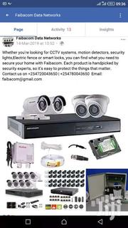 CCTV INSTALLATION TEAM | Repair Services for sale in Machakos, Athi River