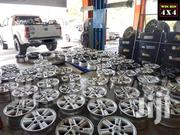 Hilux Sports Rims Sizes 16 | Vehicle Parts & Accessories for sale in Nairobi, Nairobi Central