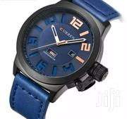 Curren Leather Watches With Genuine Leather | Watches for sale in Nairobi, Nairobi Central