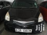 Toyota Ractis 2007 Black | Cars for sale in Mombasa, Shimanzi/Ganjoni