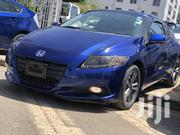 Honda CR-Z 2012 EX Blue | Cars for sale in Nairobi, Kilimani