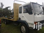 Very Neat Mitsubishi Fuso Double Diff.Fullbody Convertible Flatbed. | Trucks & Trailers for sale in Nairobi, Nairobi Central