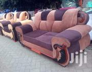 Five Seater Made of Quality Fabric and Hard Wood | Furniture for sale in Nairobi, Embakasi