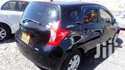 Nissan Note 2012 1.4 Black | Cars for sale in Nairobi, Harambee