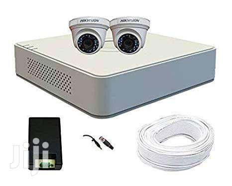 Full CCTV Cameras Installation Charges