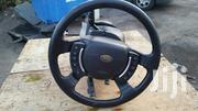 Ranger Rover Vogue Steering Wheel Complete 2005 L322 | Vehicle Parts & Accessories for sale in Nairobi, Ruai