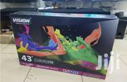 Vision Plus Smart Curved Tv 43 Inches | TV & DVD Equipment for sale in Nairobi, Nairobi Central