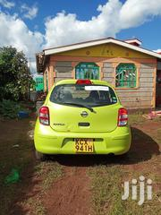 Nissan March 2012 Green | Cars for sale in Nairobi, Zimmerman
