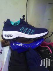 Fashion Air Cushion Flyknit Woven Sports Women Sneakers | Shoes for sale in Kisii, Kisii Central