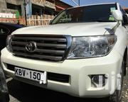 Toyota Land Cruiser 2007 White | Cars for sale in Nairobi, Nairobi Central