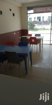 Plastic Chairs With Metal Stands And Plastic Tables | Furniture for sale in Mombasa, Tononoka