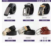 Genuine Men Leather Belts | Clothing Accessories for sale in Nairobi, Woodley/Kenyatta Golf Course
