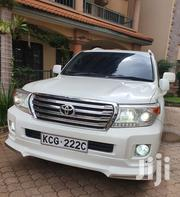 Toyota Land Cruiser 2008 White | Cars for sale in Nairobi, Nairobi Central