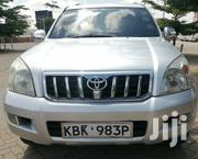 Toyota Land Cruiser 2003 3.0 D Silver | Cars for sale in Nairobi, Nairobi Central