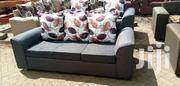Simple Quality Ready Made 3 Seater Sofa   Furniture for sale in Nairobi, Ngara