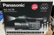 Panasonic AG-AC30 Full HD Camcorder With Touch Panel | Photo & Video Cameras for sale in Kiambu, Uthiru