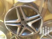 Mercedes Benz Sports Rims In Silver 17 Inch Brand New | Vehicle Parts & Accessories for sale in Nairobi, Karen