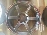 16 Inch Toyota Sports Rims In Grey Color Brand New | Vehicle Parts & Accessories for sale in Nairobi, Karen