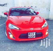 Toyota GT1 2012 Red | Cars for sale in Mombasa, Tudor