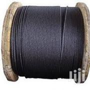 Wire Rope - Unglavanised Steel CORE 6X37 L/H 1/2 X 305 Mtrs | Other Repair & Constraction Items for sale in Mombasa, Majengo