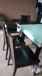 Dining Table and 6 Chairs | Furniture for sale in Mombasa, Mkomani