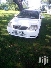 Toyota Corolla 2004 White | Cars for sale in Uasin Gishu, Racecourse