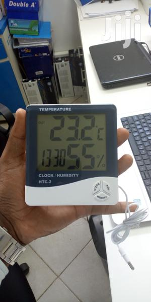 Temperature And Humidity Metre