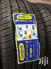 235/55/18 Comforser Tyre's Is Made In China | Vehicle Parts & Accessories for sale in Nairobi, Nairobi Central